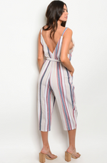 Stripe Love Jumpsuit