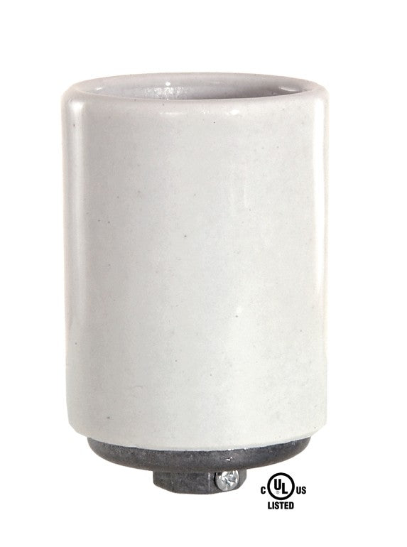 MOGUL SOCKET w/ Cap/No Wire