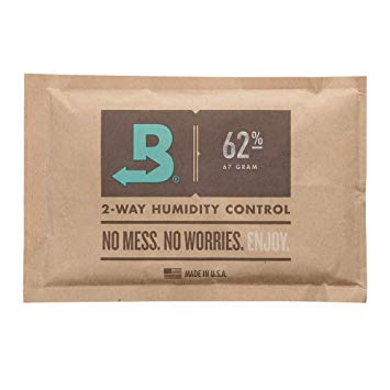Boveda 62%/67g Humidity Control  (up to 1lb)