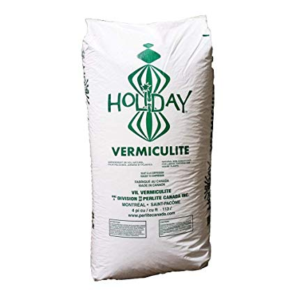 VERMICULITE - Holiday Medium-Fine 4 cu ft.