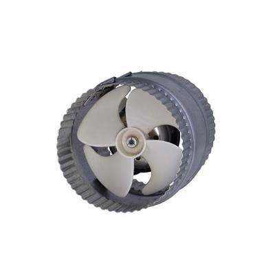 In-Line Duct Booster Fan - Corded - 4""