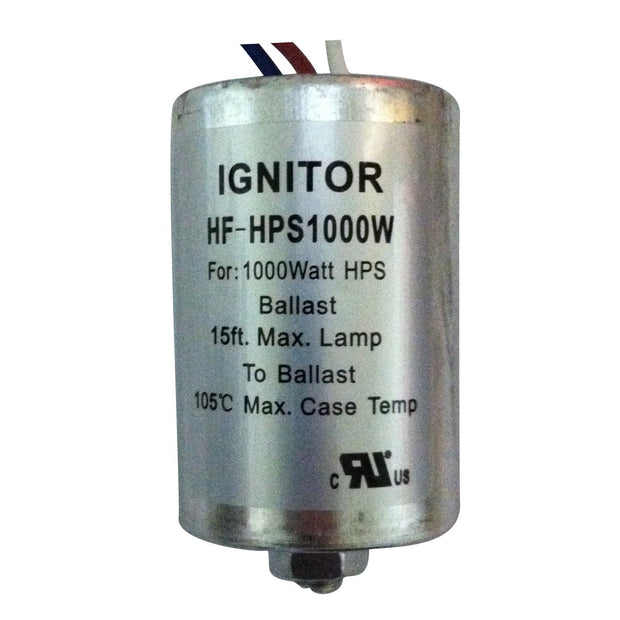 LAMP IGNITOR 1000W HPS 15ft max