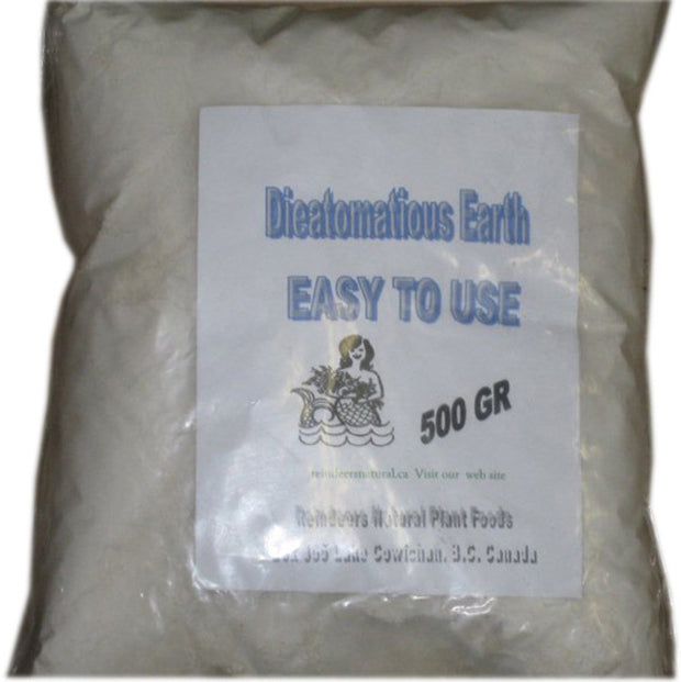 Diatomaceous Earth - 2 sizes