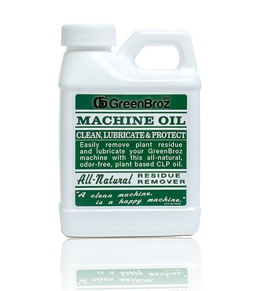 GreenBroz Machine Oil 8 oz