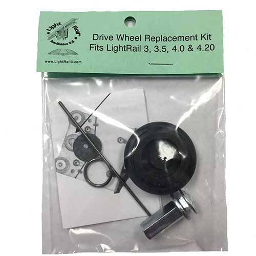Drive Wheel Replacement Kit - 3 & 5
