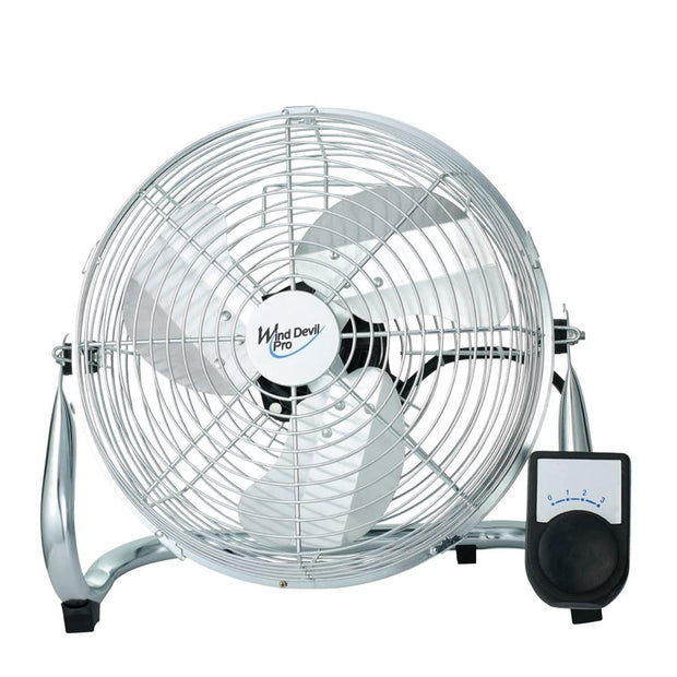 FAN - Wind Devil Pro - Floor Fan 9 ""