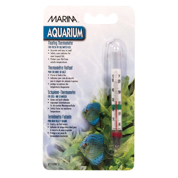 THERMOMETER Floating Aquarium