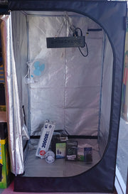 Tent Package 3x3 with Mars LED