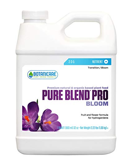 Pure Blend Pro Hydro Bloom