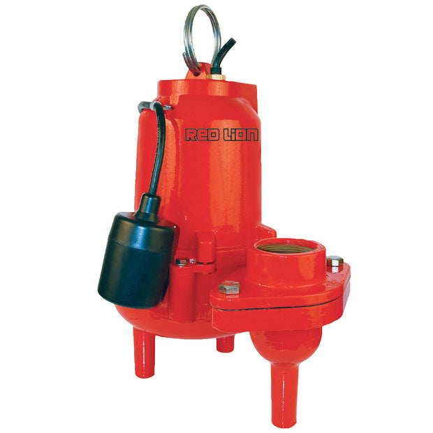 Red Lion Water Pump (3/4 HP)