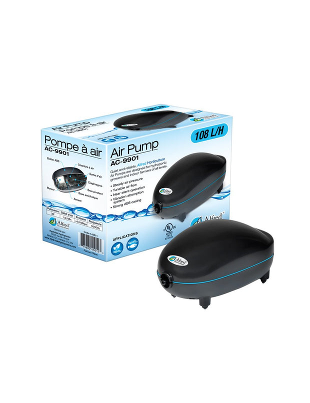 Alfred Single Outlet Air Pump