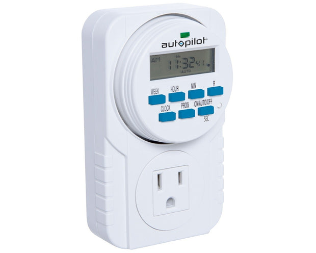 TIMER - AutoPilot Digital Single Outlet 1 second