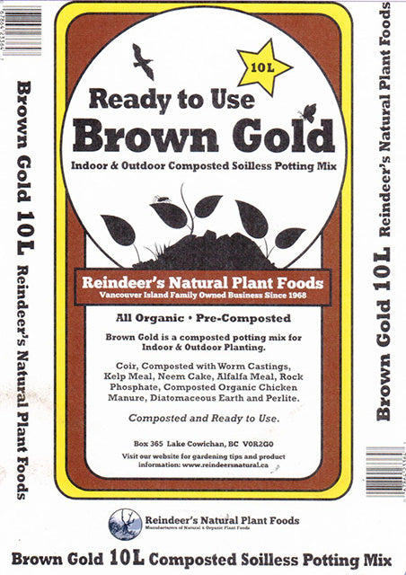 SOIL - Brown Gold 10L