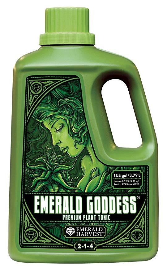 Emerald Harvest Emerald Goddess - 4 sizes
