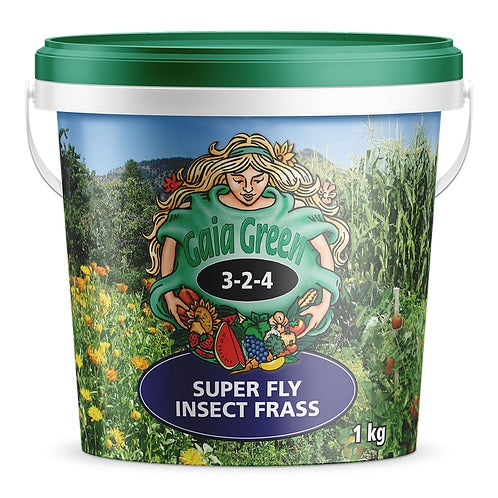 Super Fly Insect Frass 3-2-4 1 kg