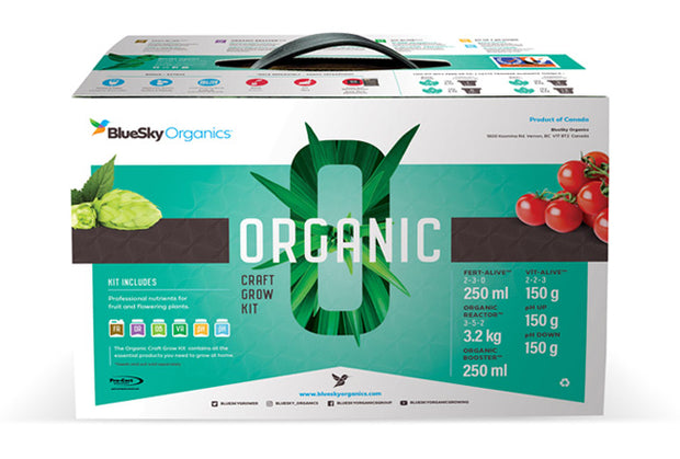 Organic Craft Growing Kit