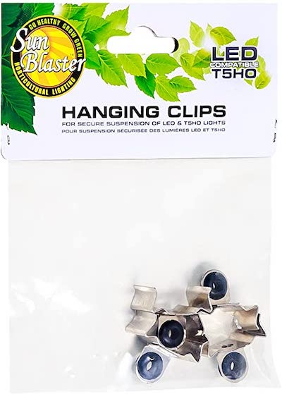 Sunblaster Hanging Clips