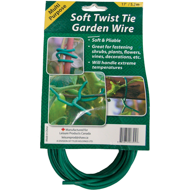 Soft Twist Wire Tie