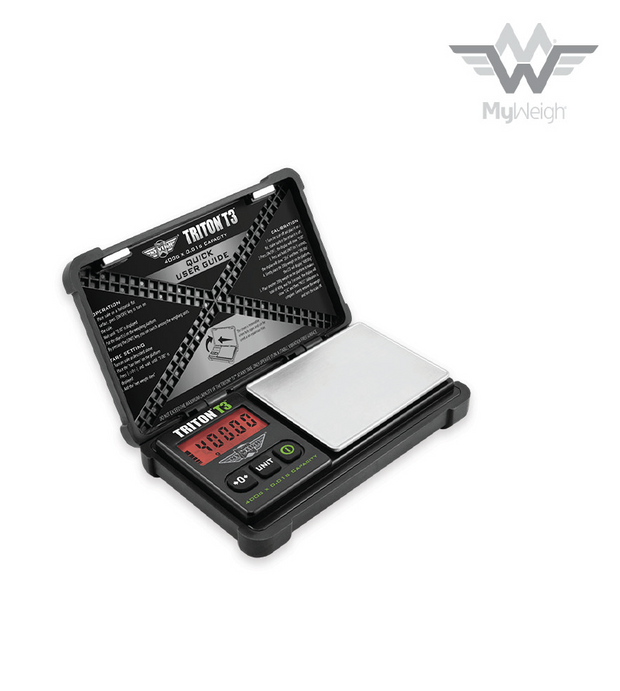 SCALE - MyWeigh Triton T3-400 400g x 0.01g