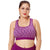 Seamless Sport Bra Big Plus Size Running Crop Top