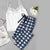 Woman White Spaghetti Strap Sleeveless Pajama Set Sleepwear