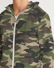 Load image into Gallery viewer, Dwayne Elliott Collection Camouflage Men's Windbreaker
