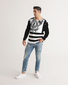 Dwayne Elliott Collection  Men's Long Sleeve Tee - Dwayne Elliott Collection