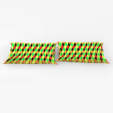 Load image into Gallery viewer, Dwayne Elliott Collection Argyle King Pillow Case - Dwayne Elliott Collection