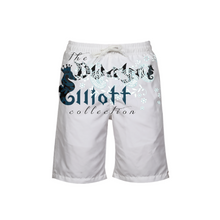 Load image into Gallery viewer, Dwayne Elliott Collection Paisley design Boy's Swim Trunk - Dwayne Elliott Collection