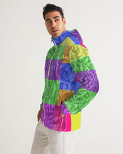 Load image into Gallery viewer, Skull Bow Men's Windbreaker