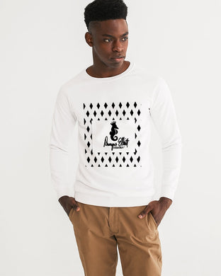 Dwayne Elliott Collection Black Diamond Men's Graphic Sweatshirt - Dwayne Elliott Collection