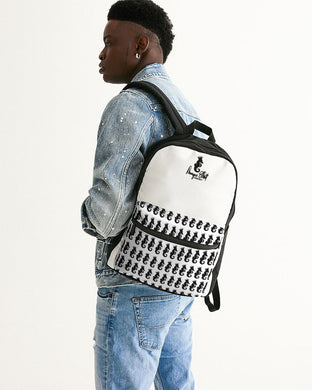 Dwayne Elliot Collection Track Pants Small Canvas Backpack - Dwayne Elliott Collection