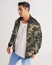 Load image into Gallery viewer, Dwayne Elliott Collection Camouflage Track Jacket - Dwayne Elliott Collection