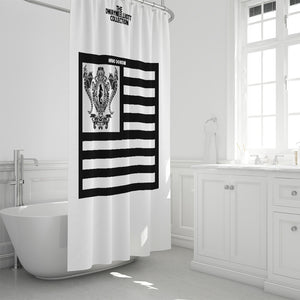 "Dwayne Elliott Collection Shower Curtain 72""x72"" - Dwayne Elliott Collection"