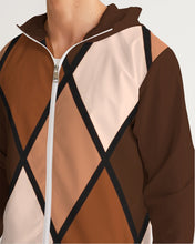 Load image into Gallery viewer, Dwayne Elliott Collection Men's Windbreaker - Dwayne Elliott Collection