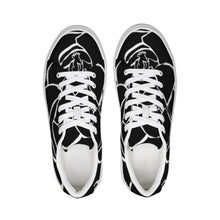 Load image into Gallery viewer, Dwayne Elliot Collection Black Rose Sneaker - Dwayne Elliott Collection