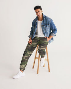 Dwayne Elliott Collection Camo Men's Track Pants - Dwayne Elliott Collection