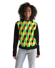 Load image into Gallery viewer, Dwayne Elliott Collection RBG Women's Hoodie - Dwayne Elliott Collection