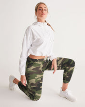 Load image into Gallery viewer, Dwayne Elliott Collection Camo Women's Track Pants - Dwayne Elliott Collection
