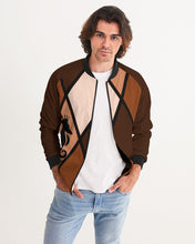 Laden Sie das Bild in den Galerie-Viewer, Dwayne Elliott Collection Men's Bomber Jacket - Dwayne Elliott Collection