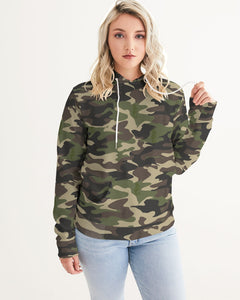 Dwayne Elliott Collection Camo Women's Hoodie - Dwayne Elliott Collection
