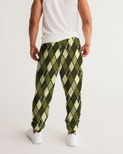 Load image into Gallery viewer, Dwayne Elliott Design Men's Argyle Track Pants - Dwayne Elliott Collection