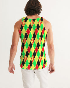Dwayne Elliott Colection RBG Men's Tank - Dwayne Elliott Collection