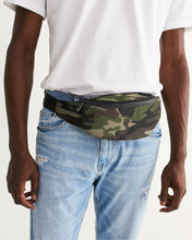 Load image into Gallery viewer, Dwayne Elliott Collection Camo Crossbody Sling Bag - Dwayne Elliott Collection