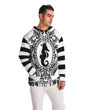 Load image into Gallery viewer, Dwayne Elliott Collection  Flag Men's Hoodie - Dwayne Elliott Collection