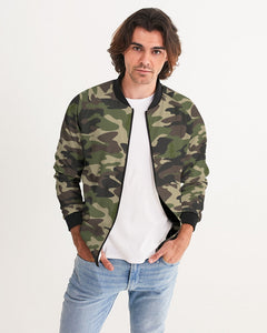Dwayne Elliott Collection Camo Menäó»s Bomber Jacket - Dwayne Elliott Collection
