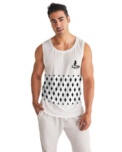Load image into Gallery viewer, Dwayne Elliott Collection Black Diamond Men's Sport Tank - Dwayne Elliott Collection