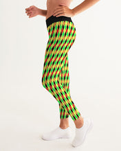 Load image into Gallery viewer, Dwayne Elliott Collection Argyle Yoga Pant - Dwayne Elliott Collection