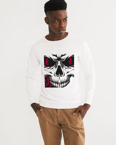 Dwayne Elliott Collection Skull Rose Men's Graphic Sweatshirt - Dwayne Elliott Collection