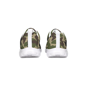 Dwayne Elliott Collection Camo Athletic Shoe - Dwayne Elliott Collection